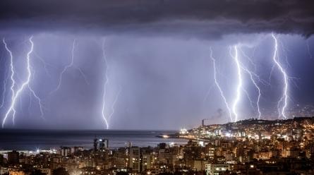 Historic storm hits Los Angeles